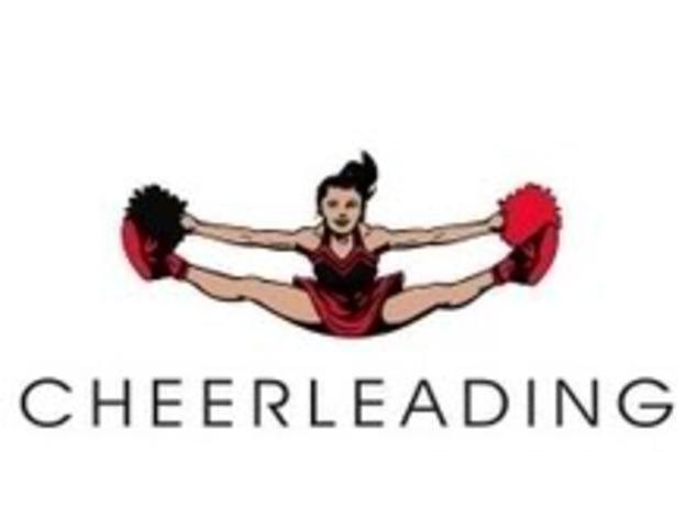 Cheerleader again!!:)
