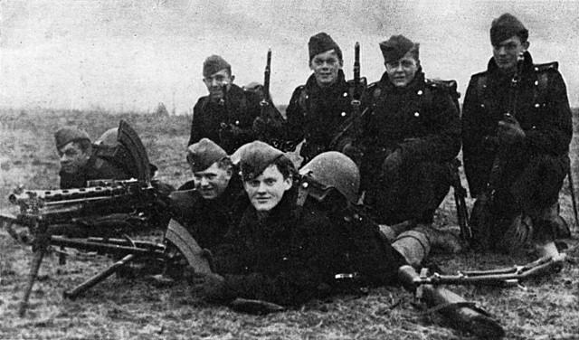 Le 9 avril 1940: Opération Weserübung débuta