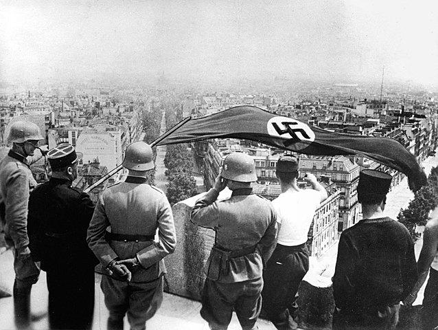 Le 22 juin 1940 : La France se retrouve dans les mains allemands