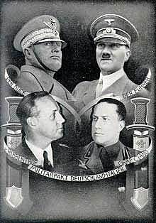 Le 22 Mai 1939 : Le Pacte d'Acier officiel