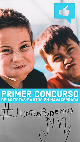 ARTISTAS BAJITOS EN NAVACERRADA