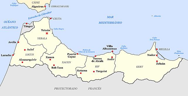 1956:independència del Marroc