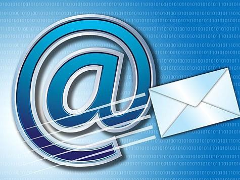 Primeiro E-mail