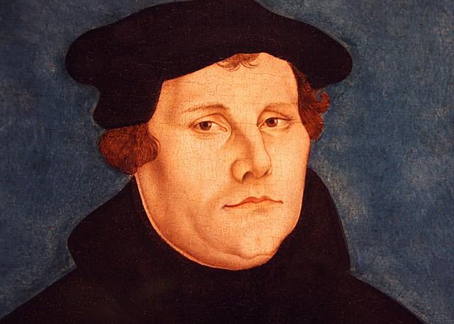 Luther og hans teser