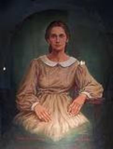 Lincoln's mother, Nancy Lincoln.