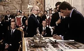 gener:Espanya entra en la CEE