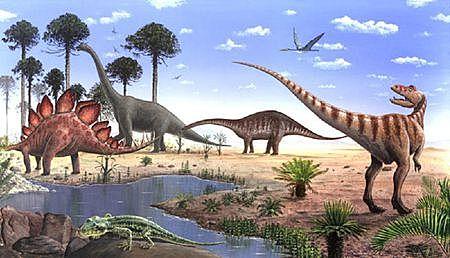 Era Mesozoica o Era dei rettili\dinosauri