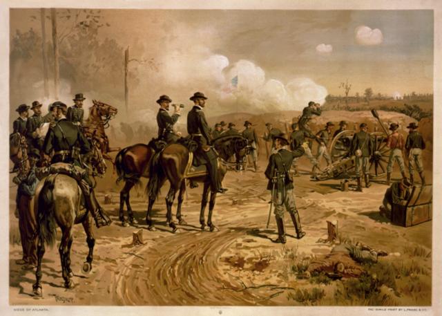 Siege of Atlanta