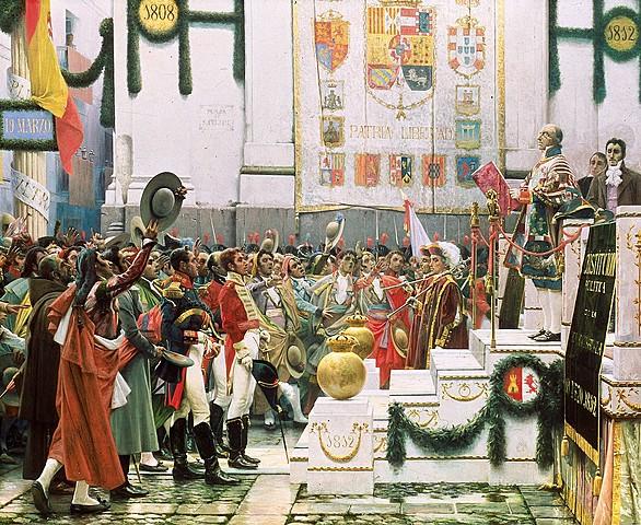 La costituzione di Cadice