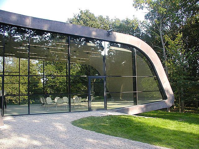 AMPLIACIÓN DEL ORDRUPGAARD MUSEUM