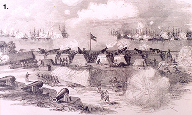 The Battle of Port Royal