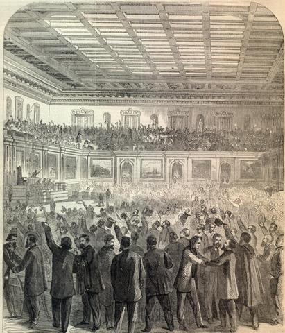 Ratifaction of the 13th Amendment