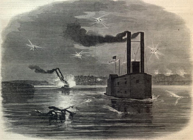 Confederate Blockade