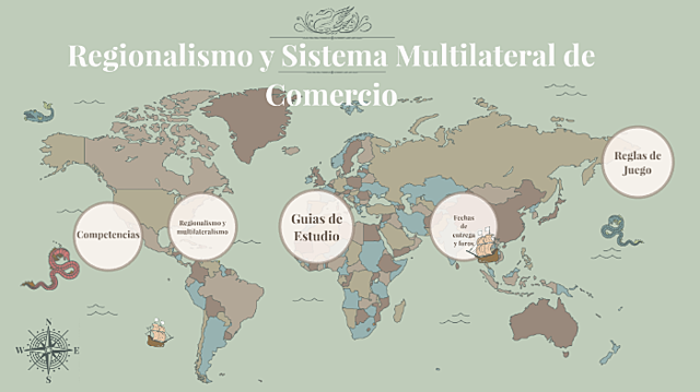 MULTILATERAL REGIONALISM