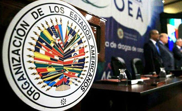 CREATION OF THE OEA (ORGANIZATION OF AMERICAN STATES)