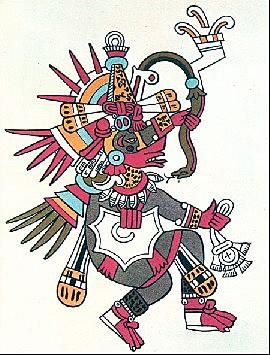 América prehispánica ( México, en el año 1116)