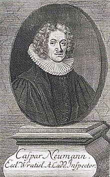Gaspar Neumann (1691)