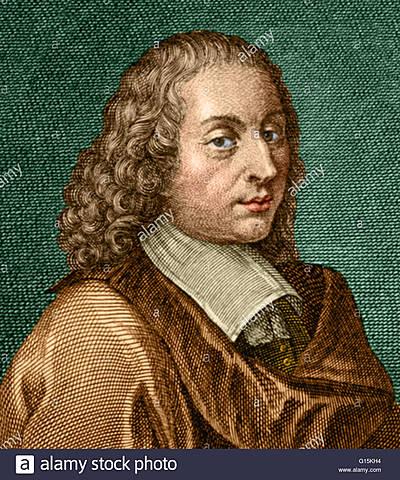 Blaise Pacal (1665)