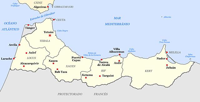 Revolta militar a Melilla i les Canàries