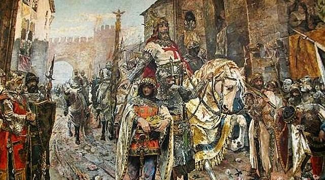 Conquesta de Mallorca i València