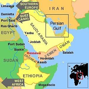 Conquista della Baia di Assab (Eritrea)