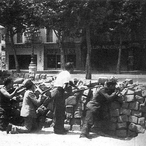 Els Fets de maig del 1937