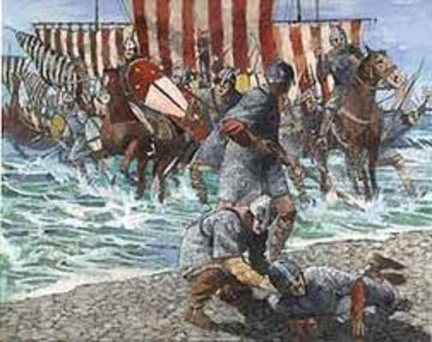 Norman Conquest of England
