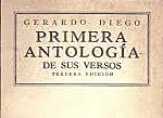 Gerardo Diego publica la antología Poesía española