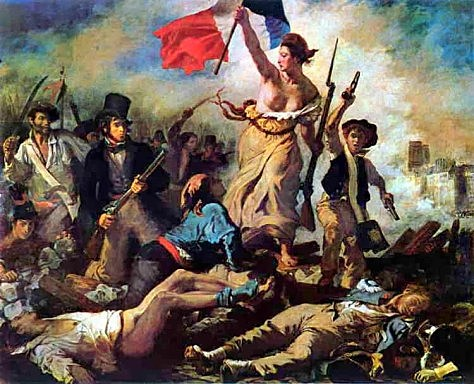 Gli ideali della rivoluzione francese