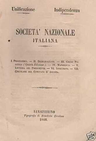 Società Nazionale Italiana