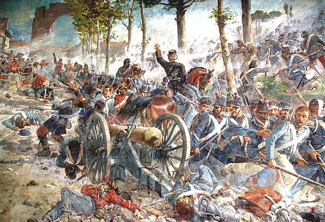 La vittoria nel Sud e l'annessione al Regno di Sardegna