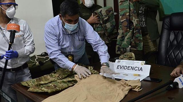 Aprehenden a falso militar que trasportaba proyectiles en la zona sur