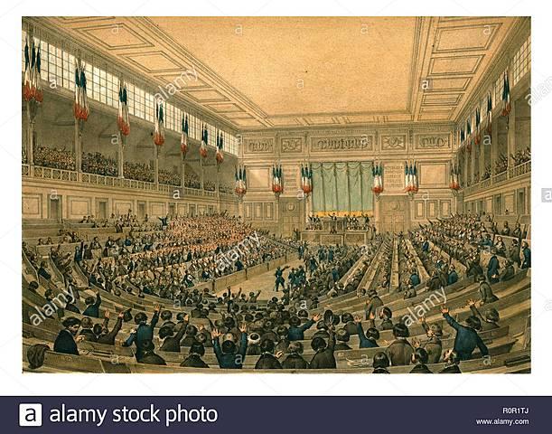 l'assemblea nazionale costituente
