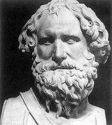 Rome: Carthage makes alliance with Syracuse in Sicily; Rome besieges and takes Syracuse; Archimedes slain