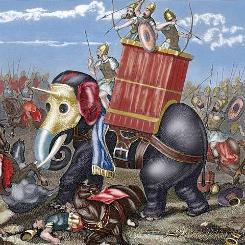 Rome: Third Punic War between Rome and Carthage; Carthage defeated.