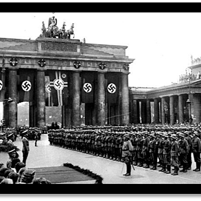 L'Expansion Allemande (1914-1945) timeline