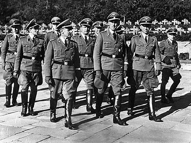Création de la Gestapo