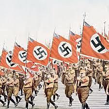 Tous les partis politiques sauf les nazis sont interdits