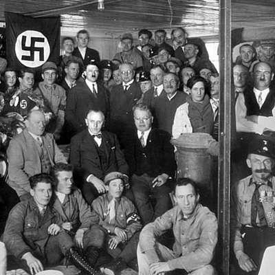 événements historiques importants en Allemagne de 1933 à 1940 timeline