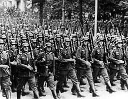 Expansion de l'armée allemande