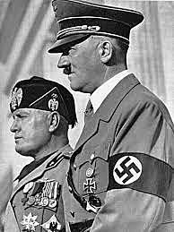 Alliance de l'Axe entre l'Allemagne et l'Italie