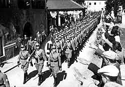 Anschluss avec l'Autriche