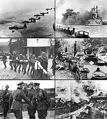 L'invasion de Pologne