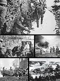 Le Danemark et la Norvège sont envahis et occupés par les nazis