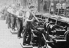 Comienzos del siglo XX Segunda Revolución Industrial
