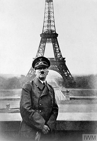 La défaite de la France