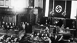 La loi allemande des pleins pouvoirs