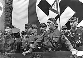 Le parti nazi est déclaré le seul parti politique de l'Allemagne