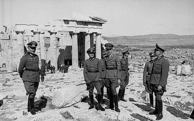 L'occupazione di Iugoslavia e Grecia