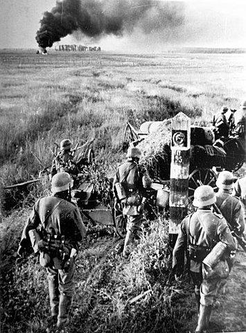 """L'""""operazione Barbarossa"""": l'invasione dell'URSS"""
